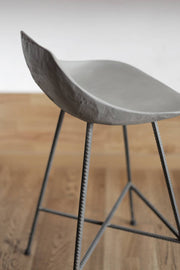 Hauteville - Bar Chair, [Molecule Design]