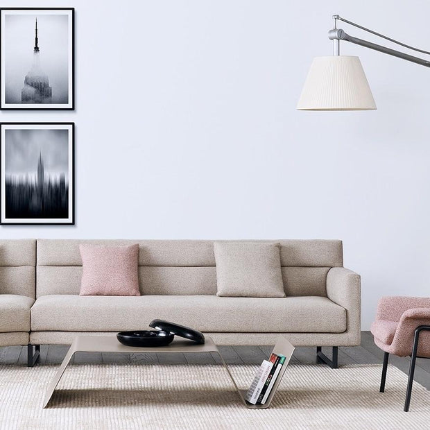 "Amor Sofa 60"" Left or Right Arm, [Molecule Design]"