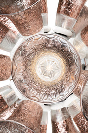 Chalice 48 Chrome, Lighting - Molecule Design