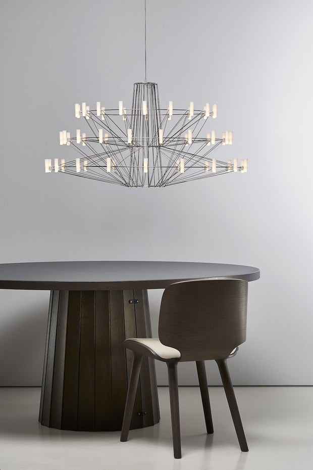 Coppélia Suspended Lamps, [Molecule Design]