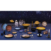 Cosmic Diner Meteorite Glasses (set of 6) - Molecule Design-Online