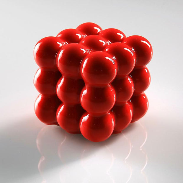 Silicone Spherical Dessert Mould, [Molecule Design]