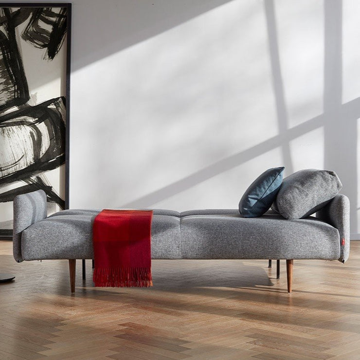 Frode Sofa W/Upholstered Arms, [Molecule Design]