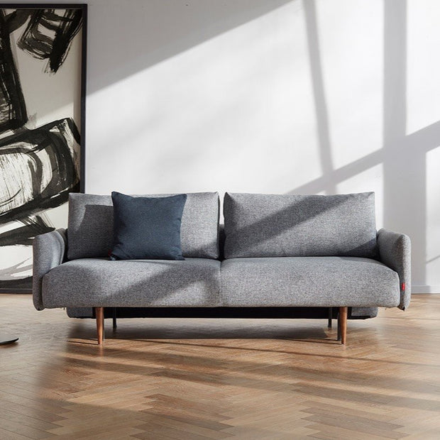 Frode Sofa W/Upholstered Arms, Furniture - Molecule Design