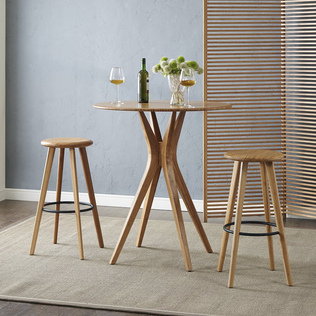 Mimosa Bar Stool (set of two), [Molecule Design]