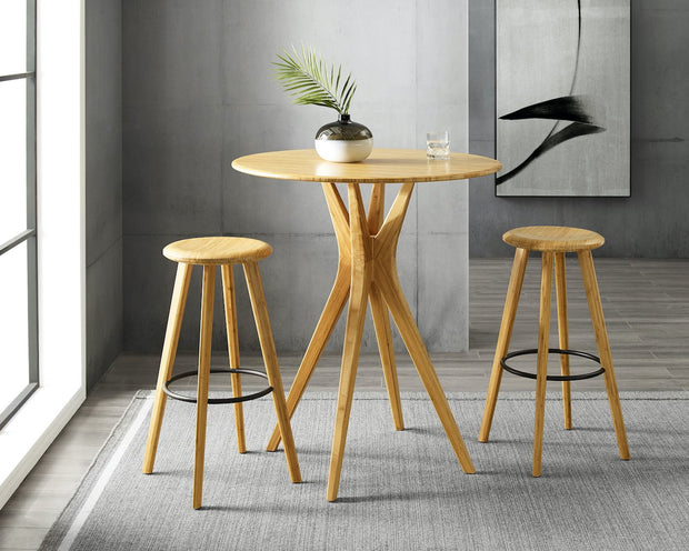 Mimosa Bar Table, [Molecule Design]