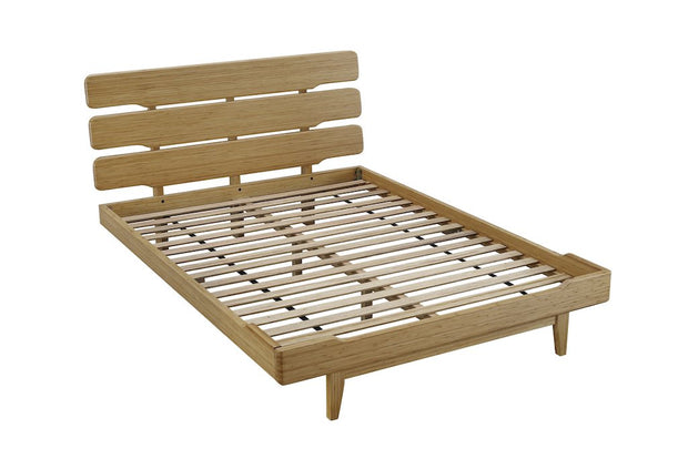 Currant Platform Bed - Molecule Design-Online
