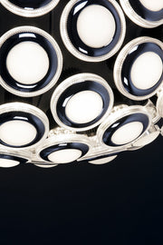 Iconic Eyes 161 - Ceiling Lamp, [Molecule Design]