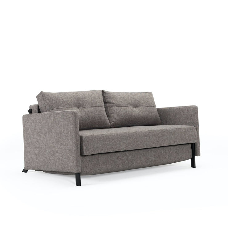 Cubed Deluxe Sofa w/arms (Full / Queen) - Molecule Design-Online