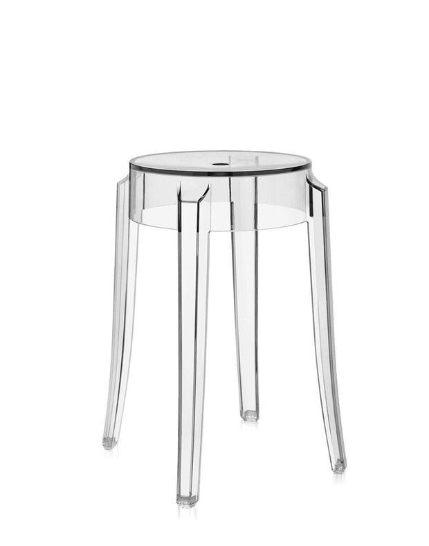 Charles Ghost, Stool - Set of Two, [Molecule Design]