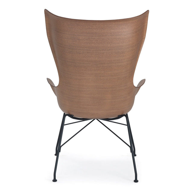 K Wood Chair - Smart Wood Collection - Molecule Design-Online