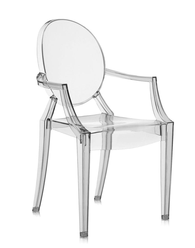 Louis Ghost, Chair - Set of Two, [Molecule Design]