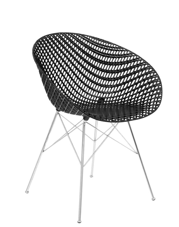 Matrix Chair - Set of Two, & Rocking Chair - One Unit, Seating - Molecule Design - www.molecule-design-online.com