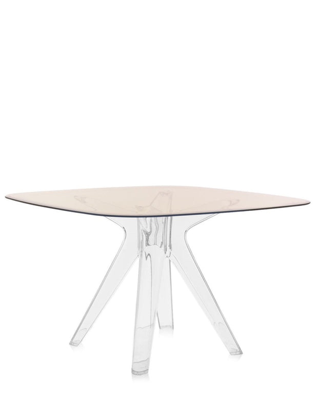 Sir Gio Square Table, [Molecule Design]