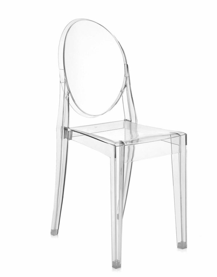 Victoria Ghost, Chair - Set of Two or Four, [Molecule Design]