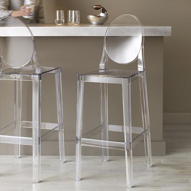 One More, Stool - Set of Two - Molecule Design-Online
