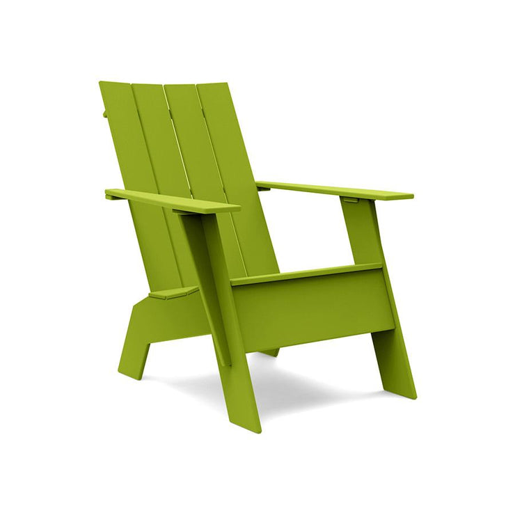 Tall Adirondack Chair (Flat) - Molecule Design-Online