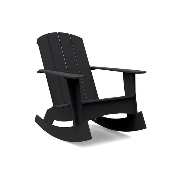 Adirondack Rocking Chair (curved), [Molecule Design]