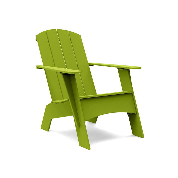 Adirondack Tall Chair (curved) - Molecule Design-Online