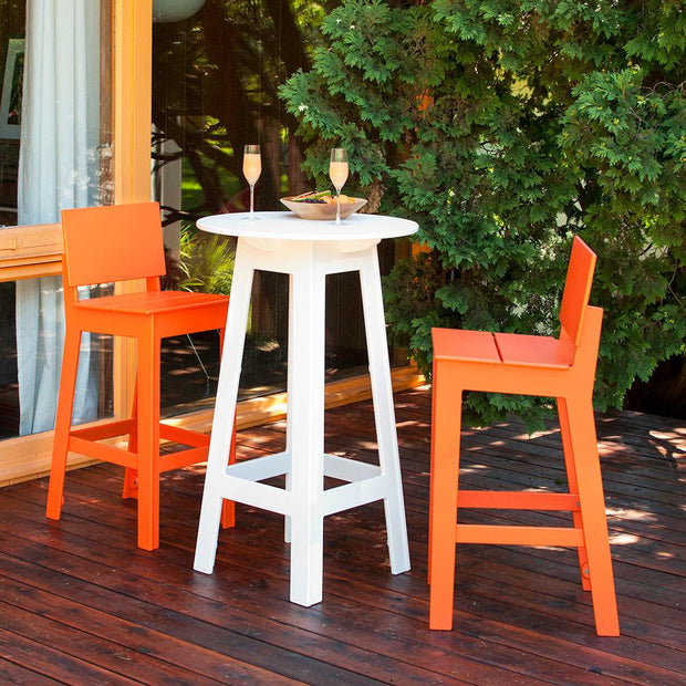 Fresh Air Counter Stool, [Molecule Design]