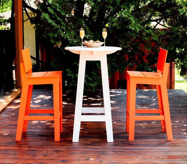 Fresh Air Bar Stool, Outdoor - Molecule Design
