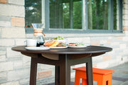 "Fresh Air Round Table - 38"", Outdoor - Molecule Design"
