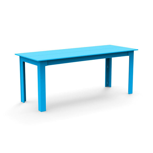 "Fresh Air Table - 78"", Outdoor - Molecule Design"