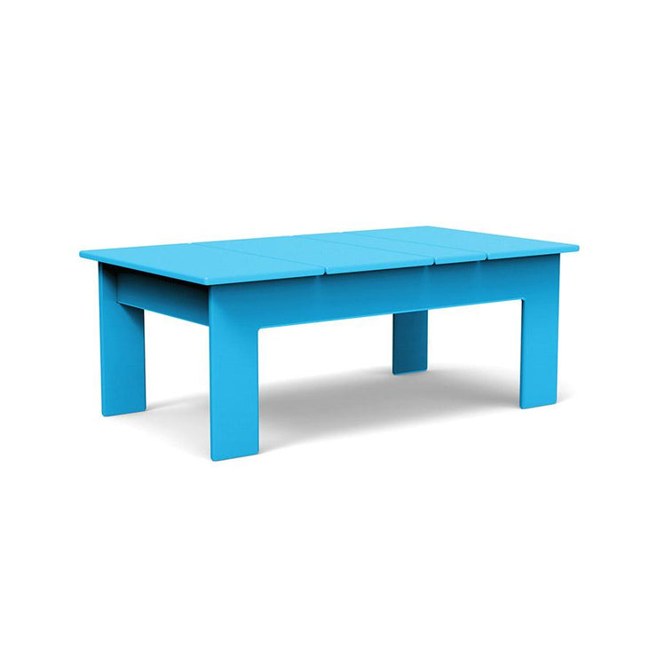 Lollygagger Coffee/Cocktail Rectangle Table, [Molecule Design]