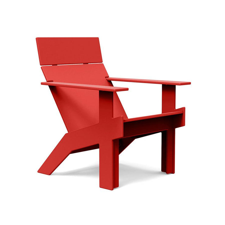Lollygagger Tall Lounge Chair, [Molecule Design]