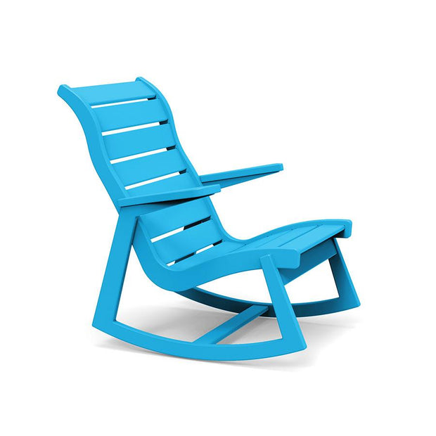 Rapson Rocking Chair, [Molecule Design]