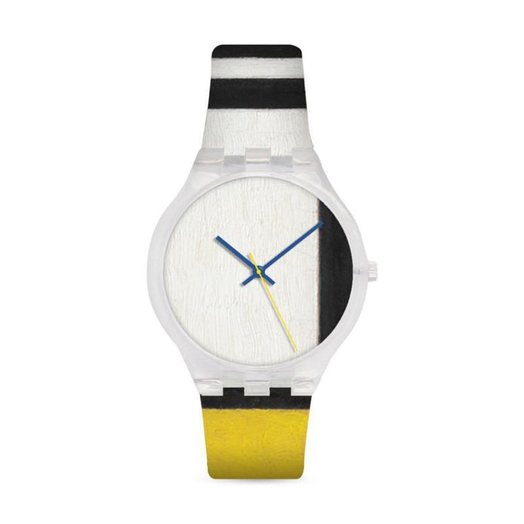 Mondrian Watch - Molecule Design-Online