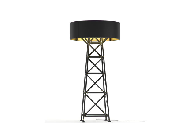 Construction Floor Lamp, [Molecule Design]