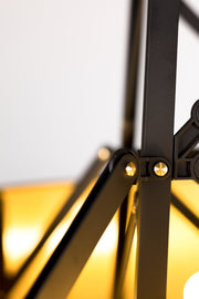 Construction Lamp L, Lighting - Molecule Design