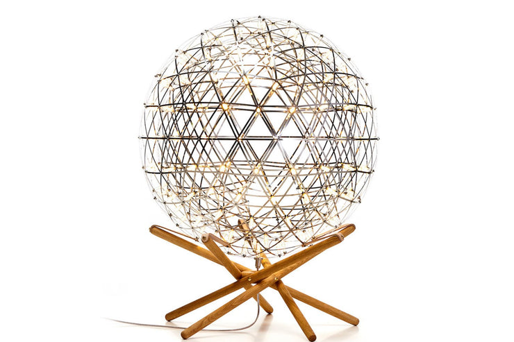 Raimond Tensegrity Floor Lamp, [Molecule Design]