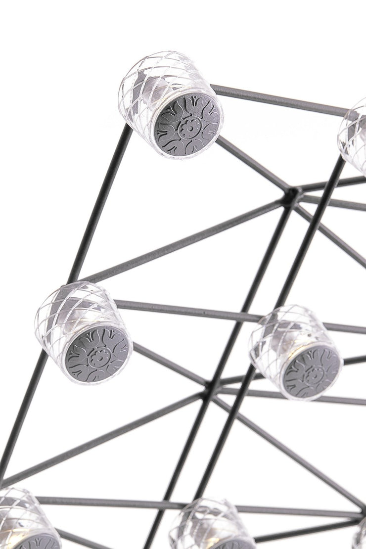 Space-Frame Floor Lamp - Molecule Design-Online