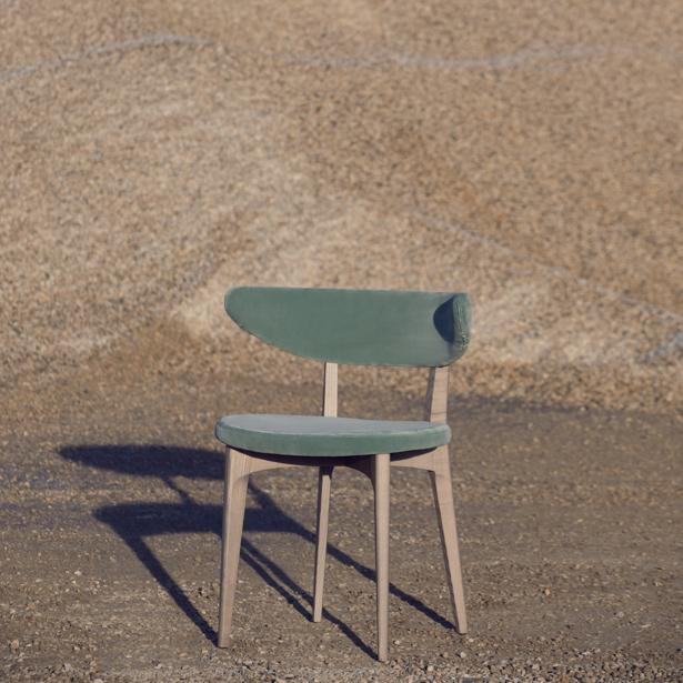 Shortwave Chair, [Molecule Design]