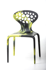 Supernatural Chair, perforated back, [Molecule Design]