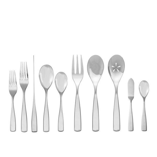 Anna 45-Piece Flatware Set, [Molecule Design]