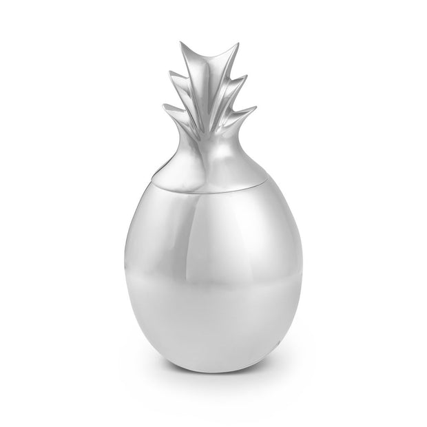 Pineapple Canister W/Lid, [Molecule Design]