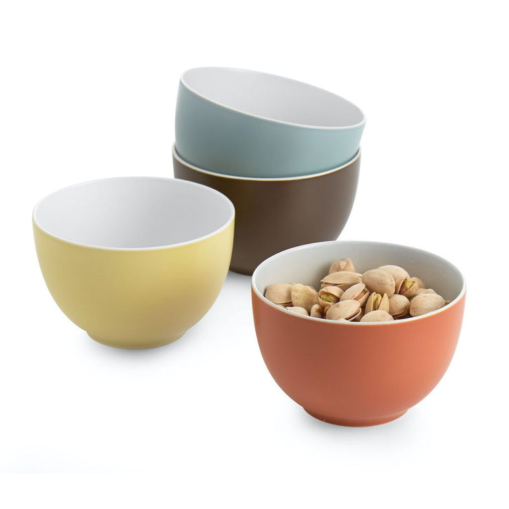 Pop Colour Small Bowls (set of 4), [Molecule Design]