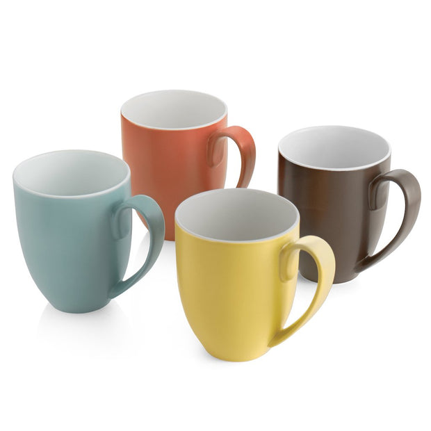 Pop Colour Mugs (set of 4), [Molecule Design]