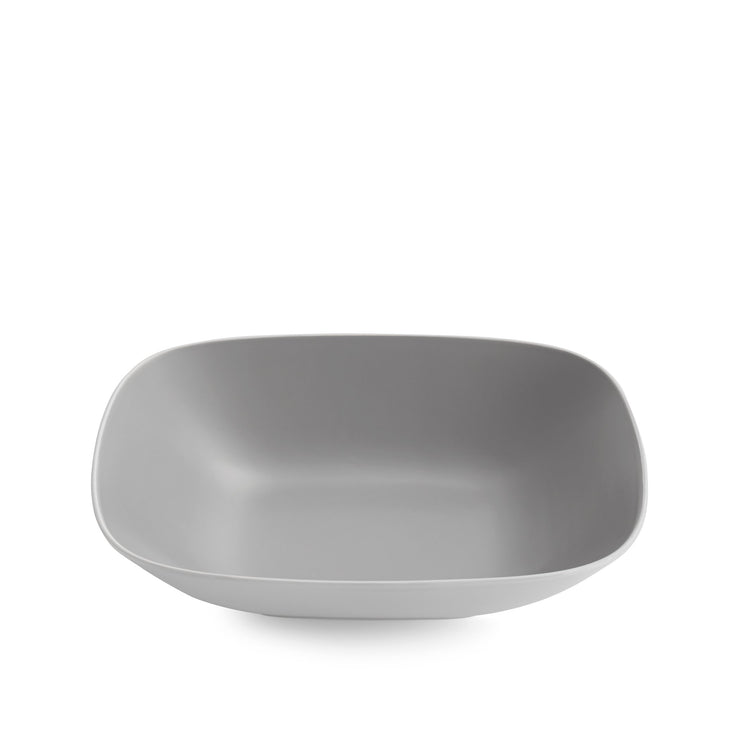 Pop Square Serving Bowl, [Molecule Design]