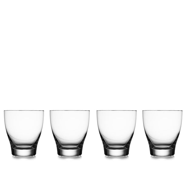 Vie Double Old Fashioned (set of 4), [Molecule Design]