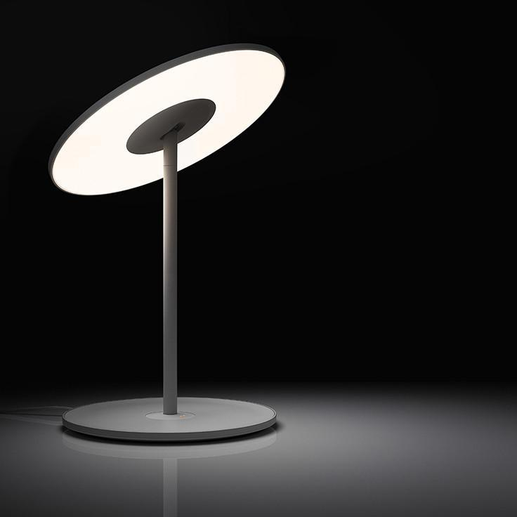 Circa Table Lamp, [Molecule Design]