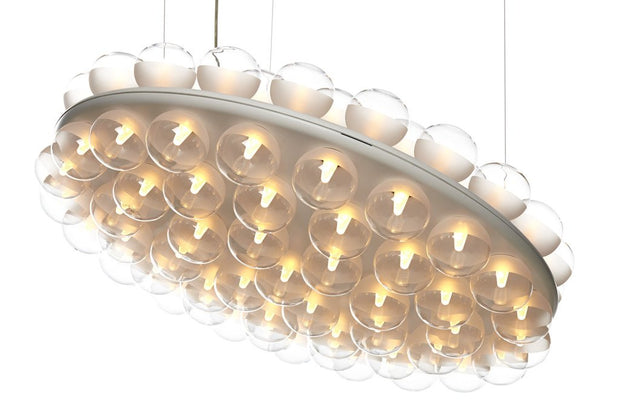 Prop Ceiling Light - Round - Molecule Design-Online