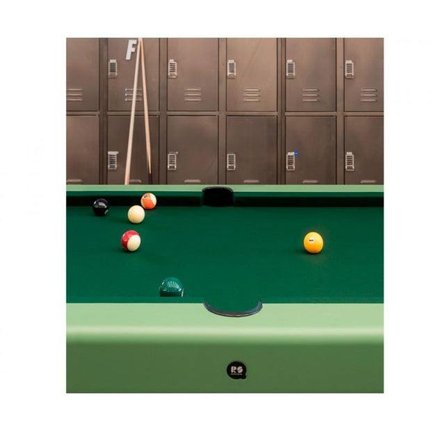 Diagonal - Pool Table, [Molecule Design]