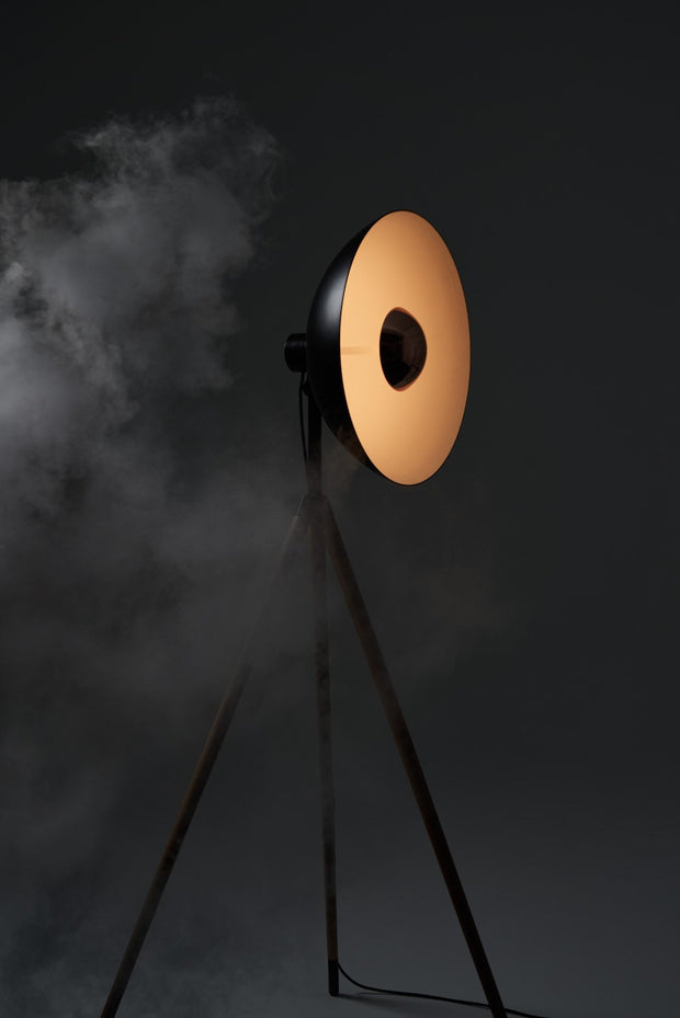 Apollo Floor Lamp, [Molecule Design]