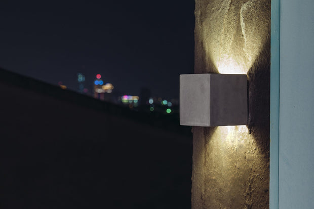 Castle Wall Lamp, [Molecule Design]
