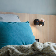 Ling Wall Lamp, [Molecule Design]