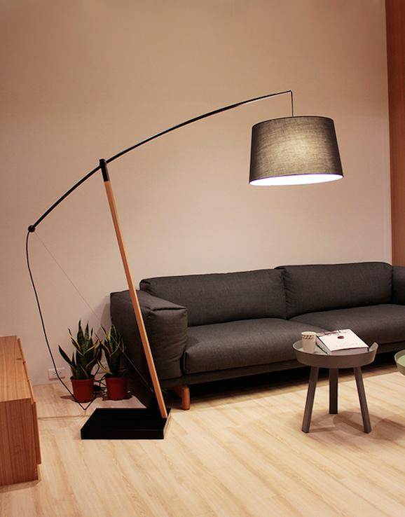 Archer Floor Lamp - Molecule Design-Online
